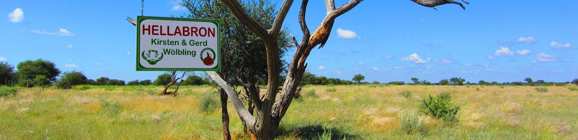Jagdsafari